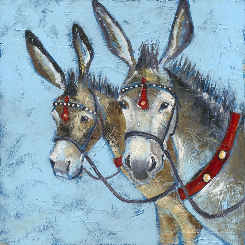 Joanne Wishart - Donkey Rides