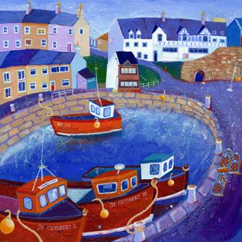 Joanne Wishart Seashouse Harbour